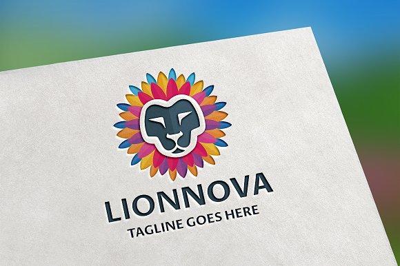 Lionnova Logo