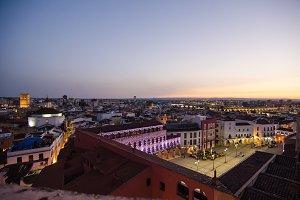 Badajoz, Extremadura, Spain