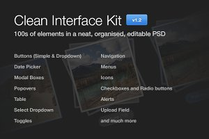 Clean Interface Kit