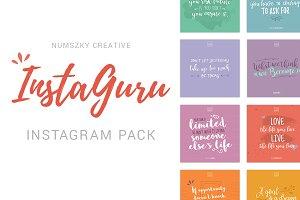 InstaGuru - Instagram pack