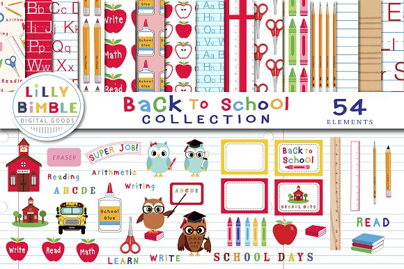 Back To School Collection ON SALE