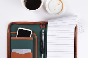 Coffee and Binder