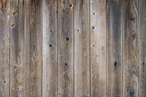 Knotty pine siding