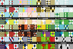 Argyle Digital Paper BUNDLE
