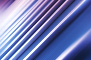 Diagonal blue pink motion blur background