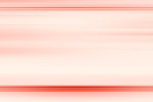 Horizontal red motion blur background with blank space