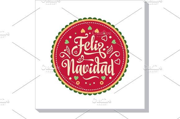 Feliz Navidad Spanish