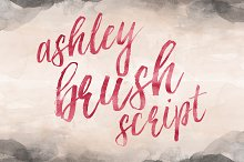 calligraphy brush