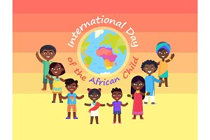 International day of African Child Commercial