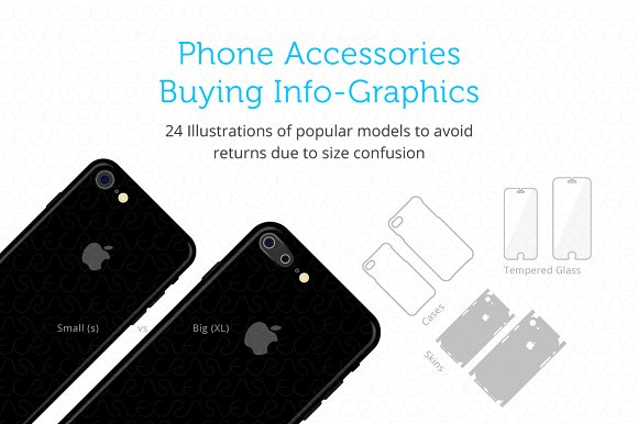 Phone Accessories Graphics