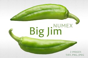 Numex Big Jim chile