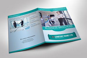 Corporate Brochure Template-V735