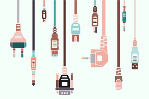cables and plugs