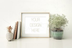 Frame Mockup , stock photography