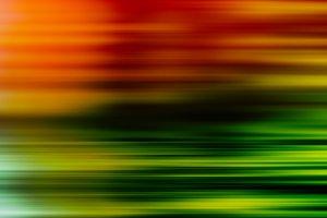Horizontal orange green vertical stripes