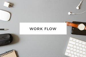 Work Flow - Masculine Styled Photos
