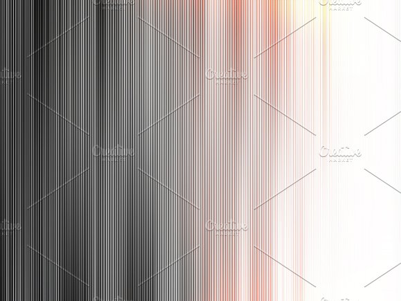 Vertical Lines With Light Leak Illustration Background