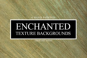 Enchanted Hand Painted Textures