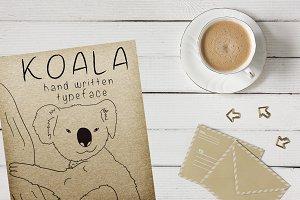 Koala - Font No.21