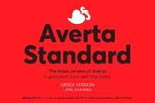 Averta Standard GR (Latin, Greek)