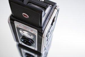 Vintage Camera- Top View