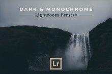 Dark & Monochrome, Lightroom Presets