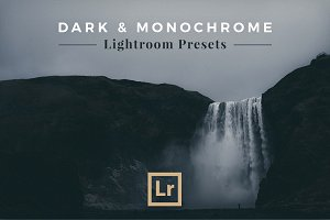 Dark & Monochrome, Lightroom Presets