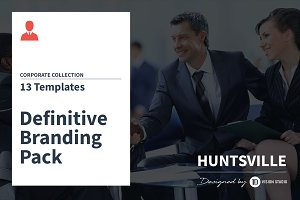 Huntsville - Corporate Branding Pack
