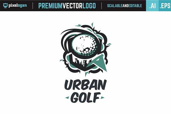 Urban Golf Logo