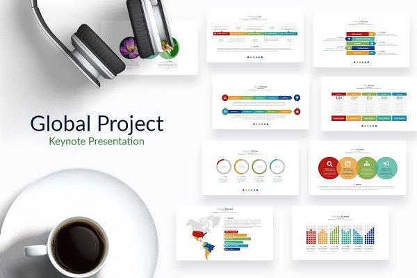 Global Project Keynote