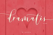Lovely Dramatis (Update Webfont)