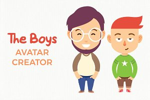 The Boys Avatar Creator