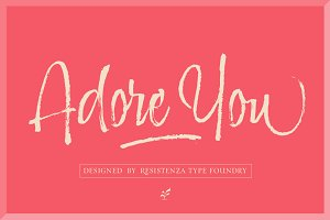 Adore You Family 50% Off