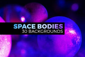 Space bodies