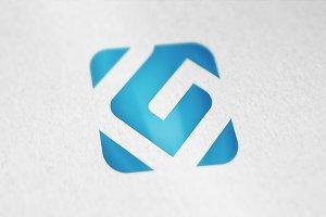 G letter logo + Free Bonus