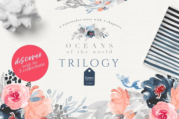 Oceans of the World Trilogy