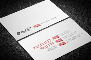 Rara Business Card