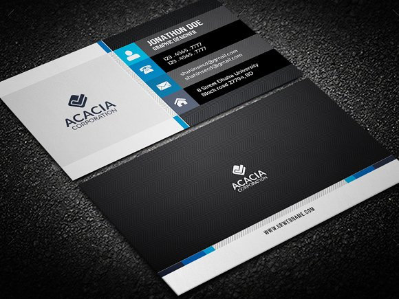 Dif Business Card