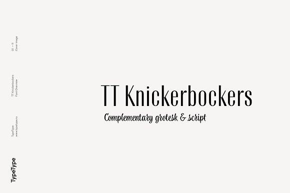 TT Knickerbockers 50% OFF