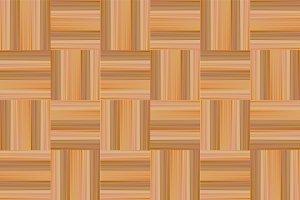 Wooden parquet texture. Vector seamless pattern