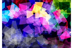 Light colorful abstract background