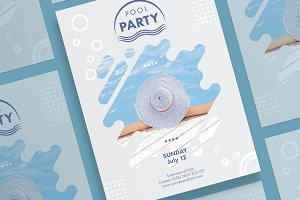 Posters | Pool Party