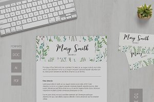 Flourish Resume 01