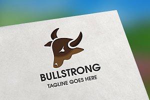 Bull Strong Logo