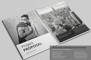 Black And White Proposal Project