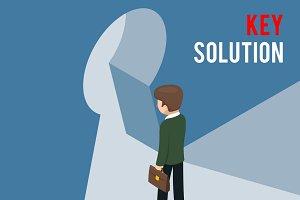 Key solution concept