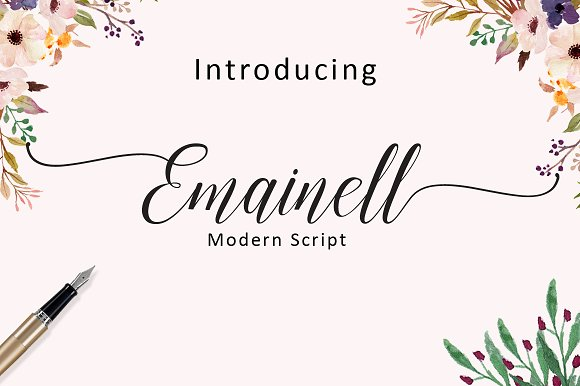 Emainell Script