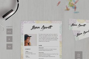 Flourish Resume 02