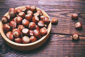 Nut hazelnuts