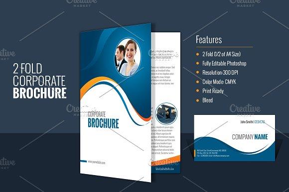 Corporate Brochure Business Card Brochure Templates Creative